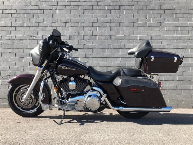 2007 Harley-Davidson Street Glide Base at Cannonball Harley-Davidson®