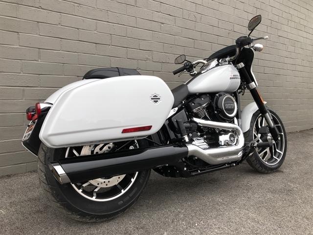 2021 Harley-Davidson Cruiser FLSB Sport Glide at Cannonball Harley-Davidson®