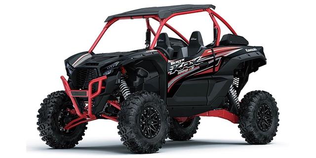 2021 Kawasaki Teryx KRX 1000 eS at Friendly Powersports Slidell