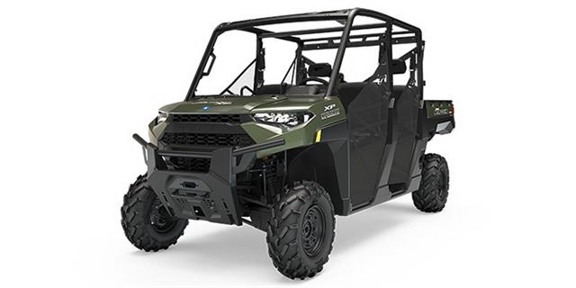 2019 Polaris Ranger Crew® XP 1000 EPS at Midwest Polaris, Batavia, OH 45103