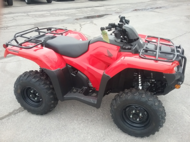 2019 Honda FourTrax Rancher 4X4 Automatic DCT IRS at Thornton's Motorcycle - Versailles, IN