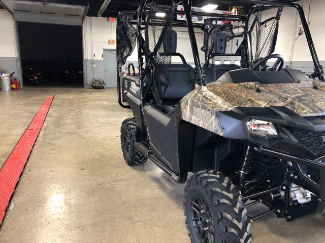 2019 HONDA PIONEER 700 4-SEAT DLX Deluxe at Genthe Honda Powersports, Southgate, MI 48195