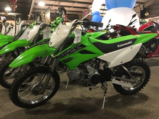 2019 Kawasaki KLX 110 at Dale's Fun Center, Victoria, TX 77904