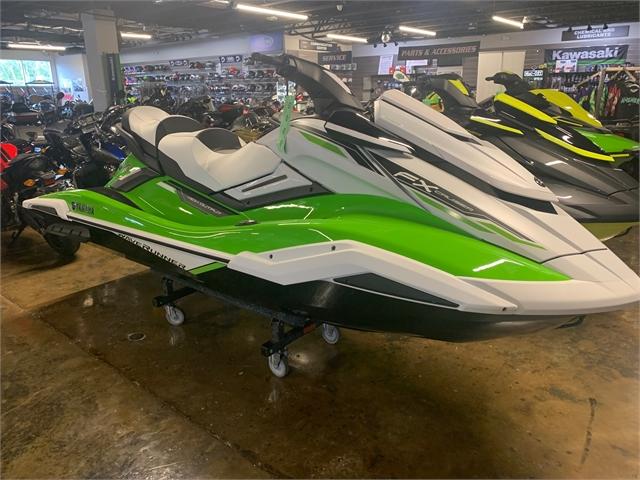 2021 Yamaha WaveRunner FX Cruiser HO at Powersports St. Augustine