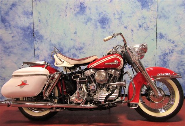 1961 HARLEY-DAVIDSON FLH at #1 Cycle Center Harley-Davidson