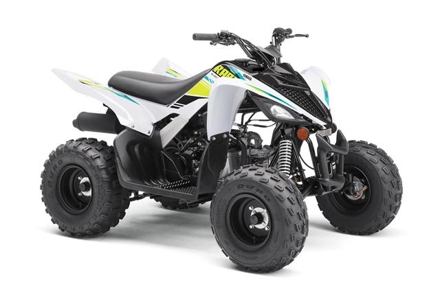 2021 Yamaha Raptor 90 at Lynnwood Motoplex, Lynnwood, WA 98037