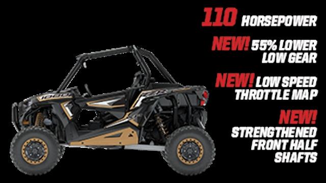2018 Polaris RZR XP 1000 EPS Trails & Rocks Edition at Lynnwood Motoplex, Lynnwood, WA 98037