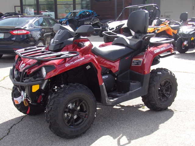 2019 Can-Am Outlander MAX XT 570 at Power World Sports, Granby, CO 80446