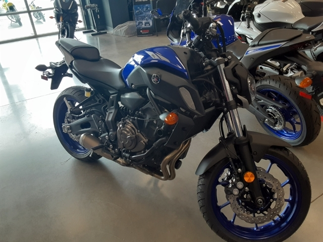 2020 Yamaha MT 07 at Youngblood RV & Powersports Springfield Missouri - Ozark MO