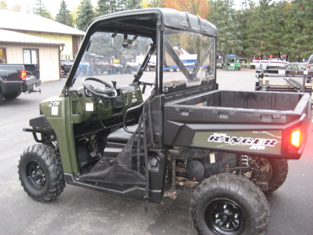 2015 Polaris Ranger 900XP - Sage Green at Fort Fremont Marine