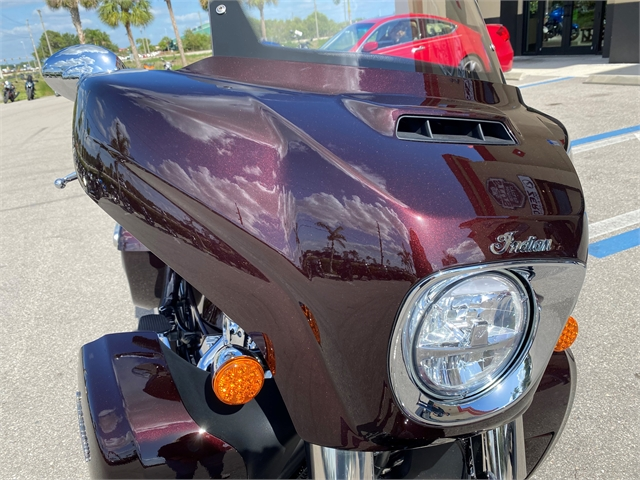 2021 Indian Roadmaster Limited at Fort Myers