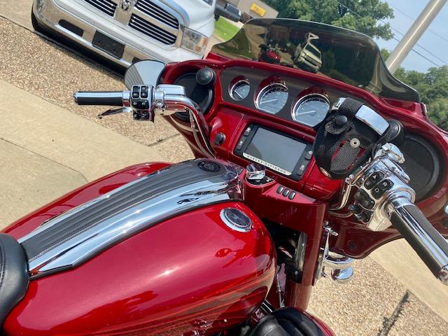 2016 Harley-Davidson Street Glide CVO Street Glide at Shreveport Cycles