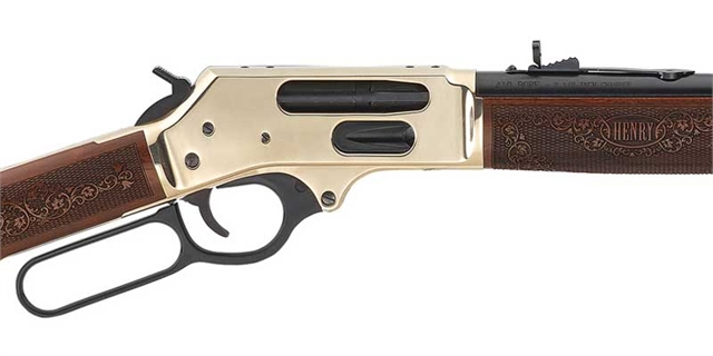 2021 Henry Repeating Arms Side Gate Lever Action Shotgun at Harsh Outdoors, Eaton, CO 80615