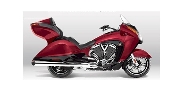 2011 Victory Vision Tour at Pikes Peak Indian Motorcycles
