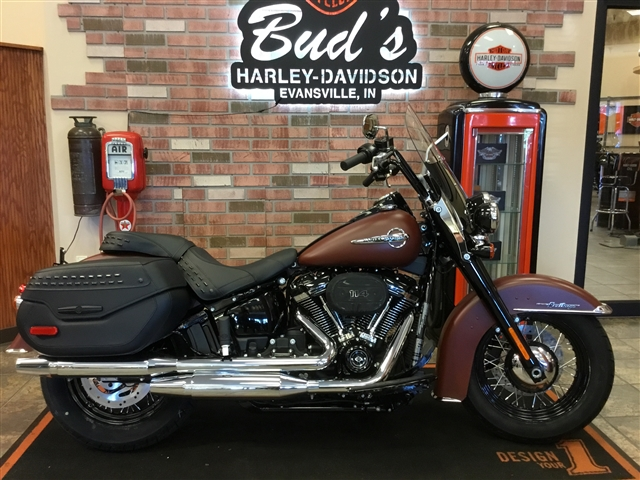 2018 Harley-Davidson Softail Heritage Classic 114 at Bud's Harley-Davidson, Evansville, IN 47715