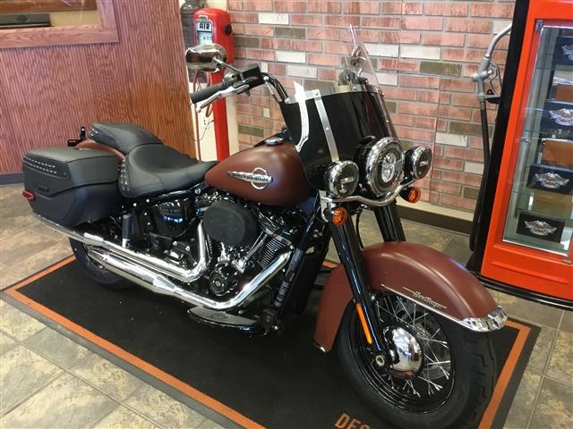 2018 Harley-Davidson Softail Heritage Classic 114 at Bud's Harley-Davidson, Evansville, IN 47715