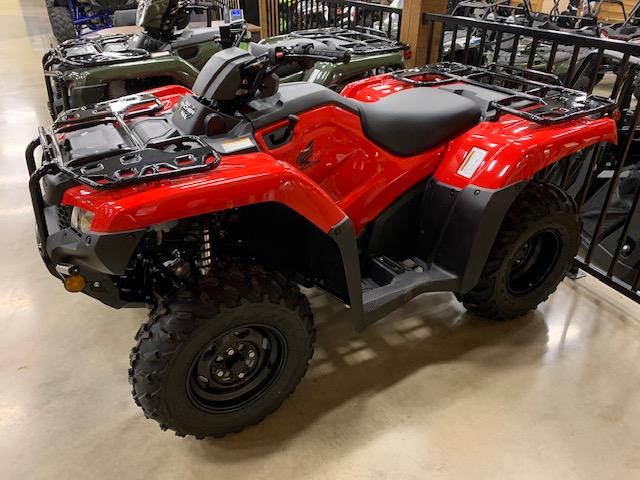 2021 Honda FourTrax Rancher 4X4 at Got Gear Motorsports
