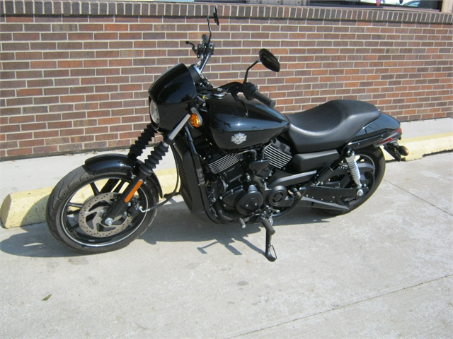 2015 Harley-Davidson Street 750 at Brenny's Motorcycle Clinic, Bettendorf, IA 52722