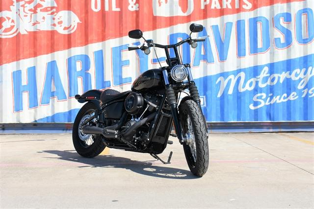 2019 Harley-Davidson Softail Street Bob at Gruene Harley-Davidson