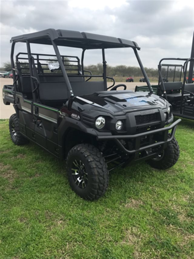 2019 Kawasaki Mule PRO-FXT EPS LE at Dale's Fun Center, Victoria, TX 77904