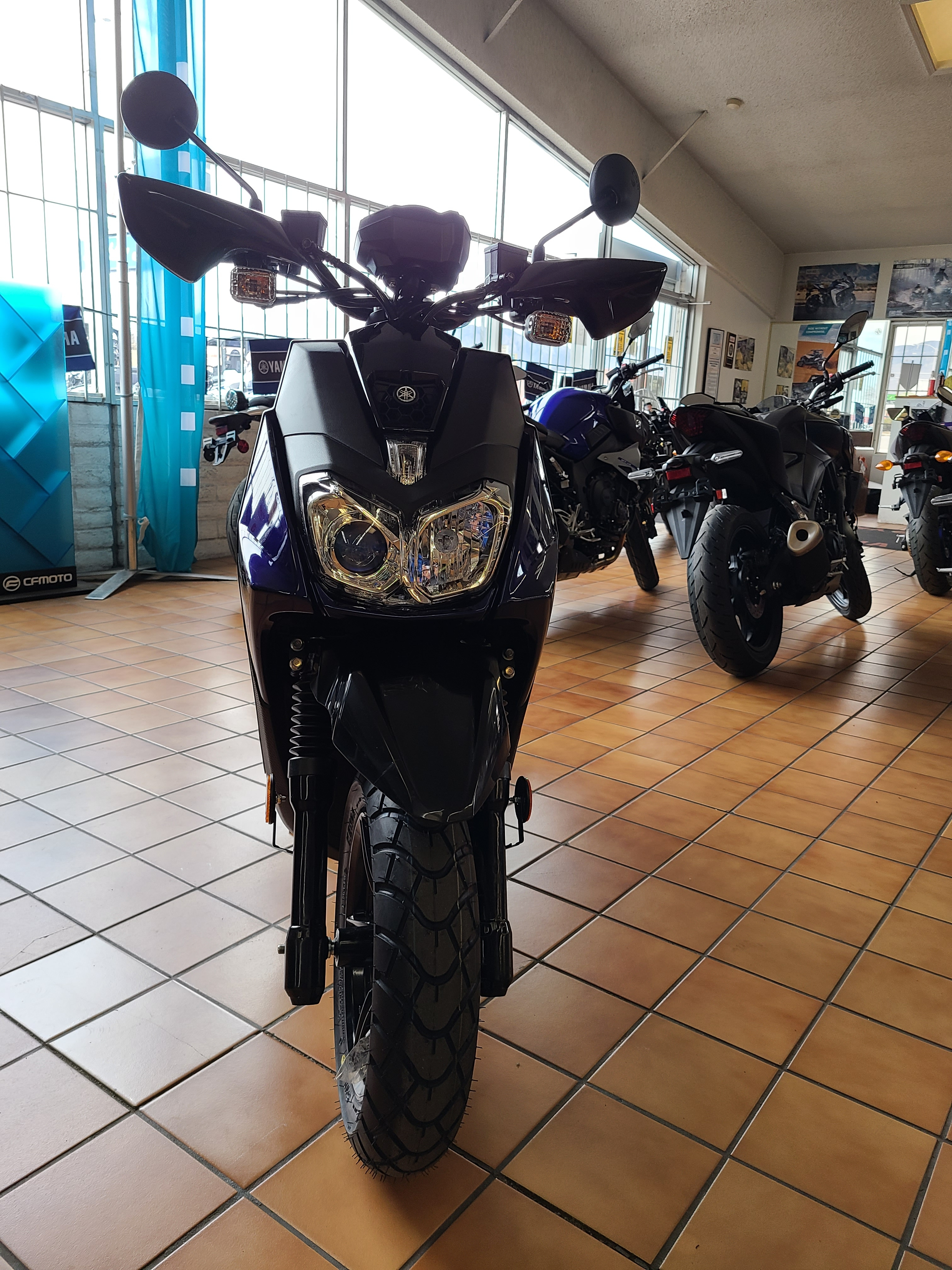 2021 Yamaha Zuma 125 at Bobby J's Yamaha, Albuquerque, NM 87110