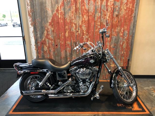 2005 Harley-Davidson Dyna Glide Wide Glide at Vandervest Harley-Davidson, Green Bay, WI 54303
