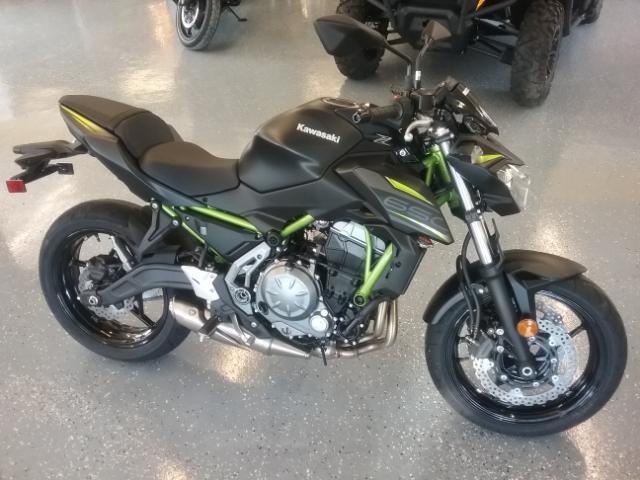 2019 Kawasaki Z650 Base at Thornton's Motorcycle - Versailles, IN