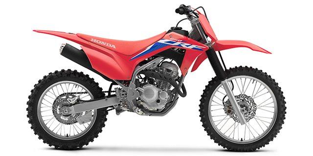 2022 Honda CRF250FN 250F at Columbanus Motor Sports, LLC