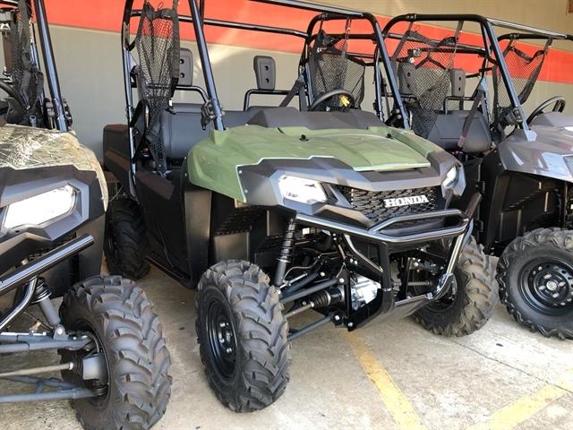 2020 Honda Pioneer 700 Base at Wild West Motoplex