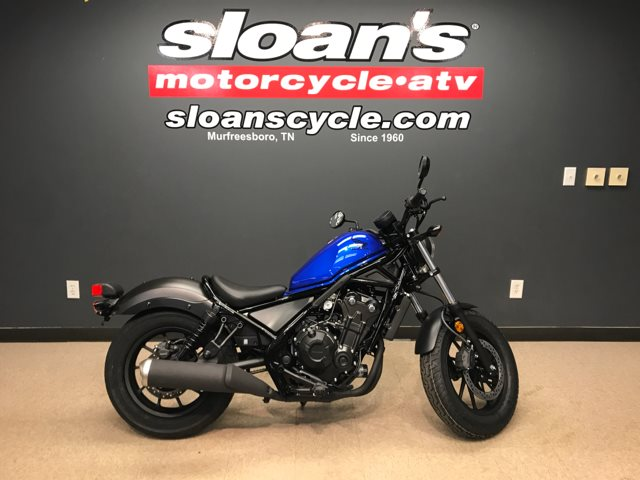 2018 Honda Rebel 500 at Sloan's Motorcycle, Murfreesboro, TN, 37129