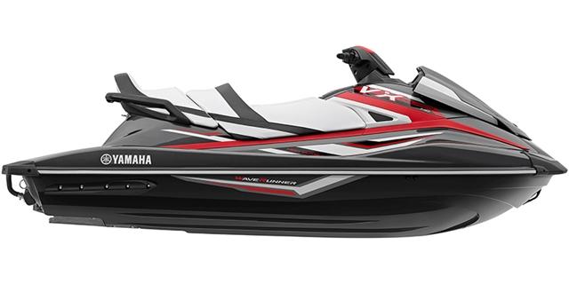 2019 Yamaha WaveRunner VX Cruiser HO at Yamaha Triumph KTM of Camp Hill, Camp Hill, PA 17011