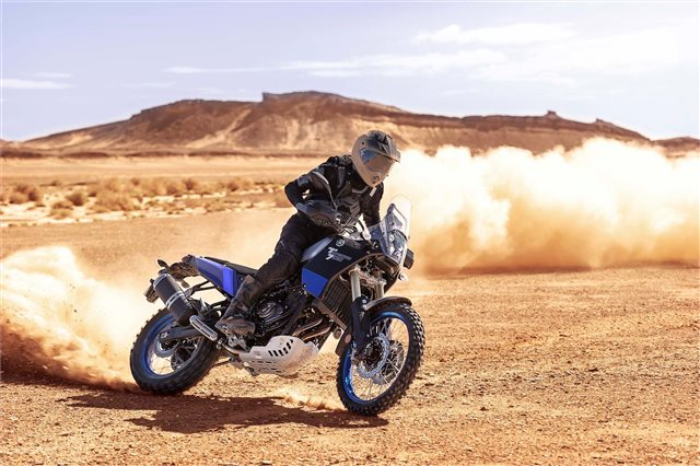 2021 Yamaha Ténéré 700 at Wild West Motoplex