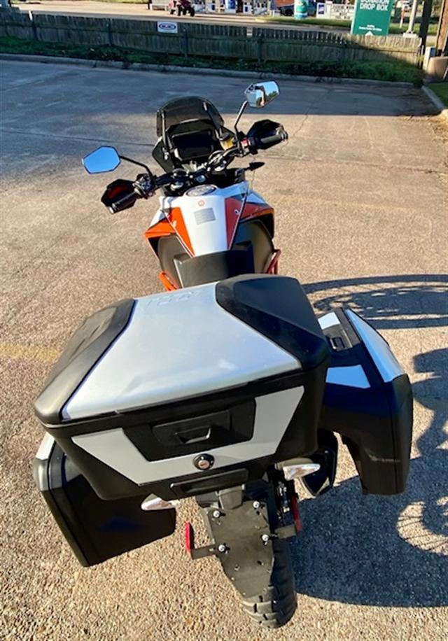 2020 KTM Super Adventure 1290 R at Shreveport Cycles