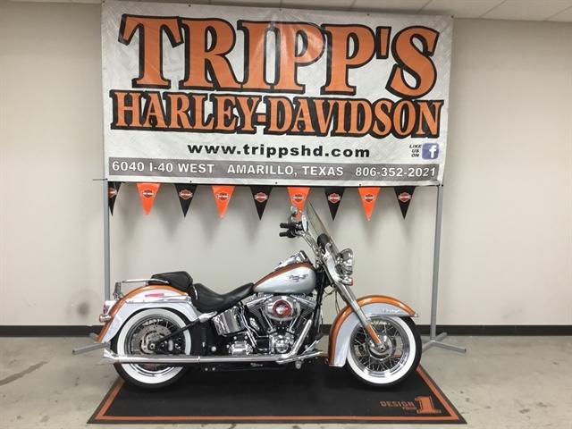 2014 Harley-Davidson Softail Deluxe at Tripp's Harley-Davidson
