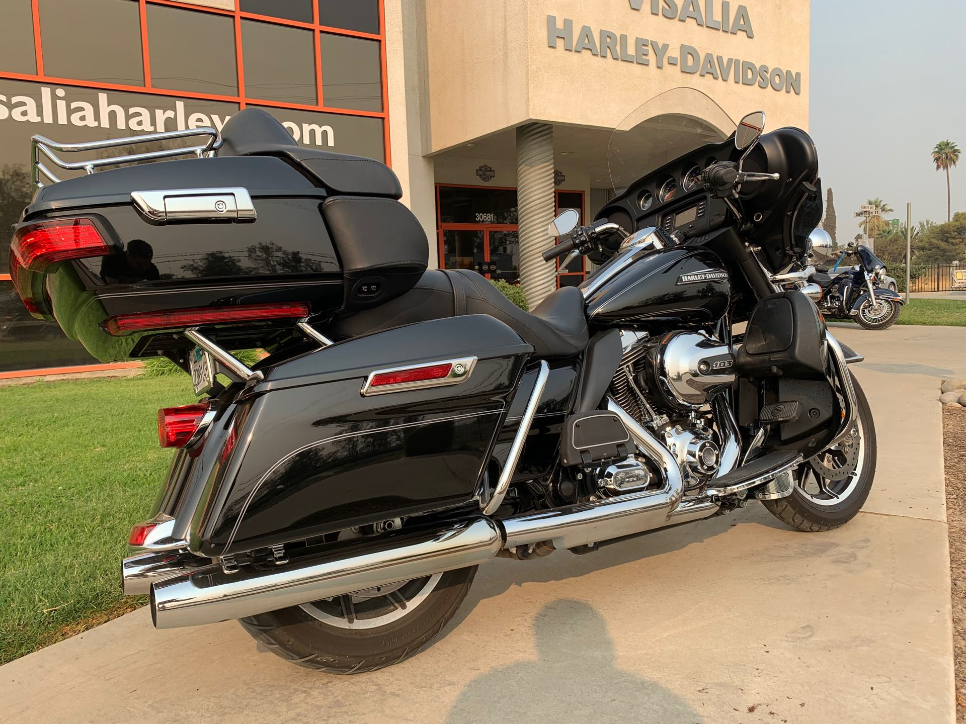 2015 Harley-Davidson Electra Glide Ultra Classic at Visalia Harley-Davidson