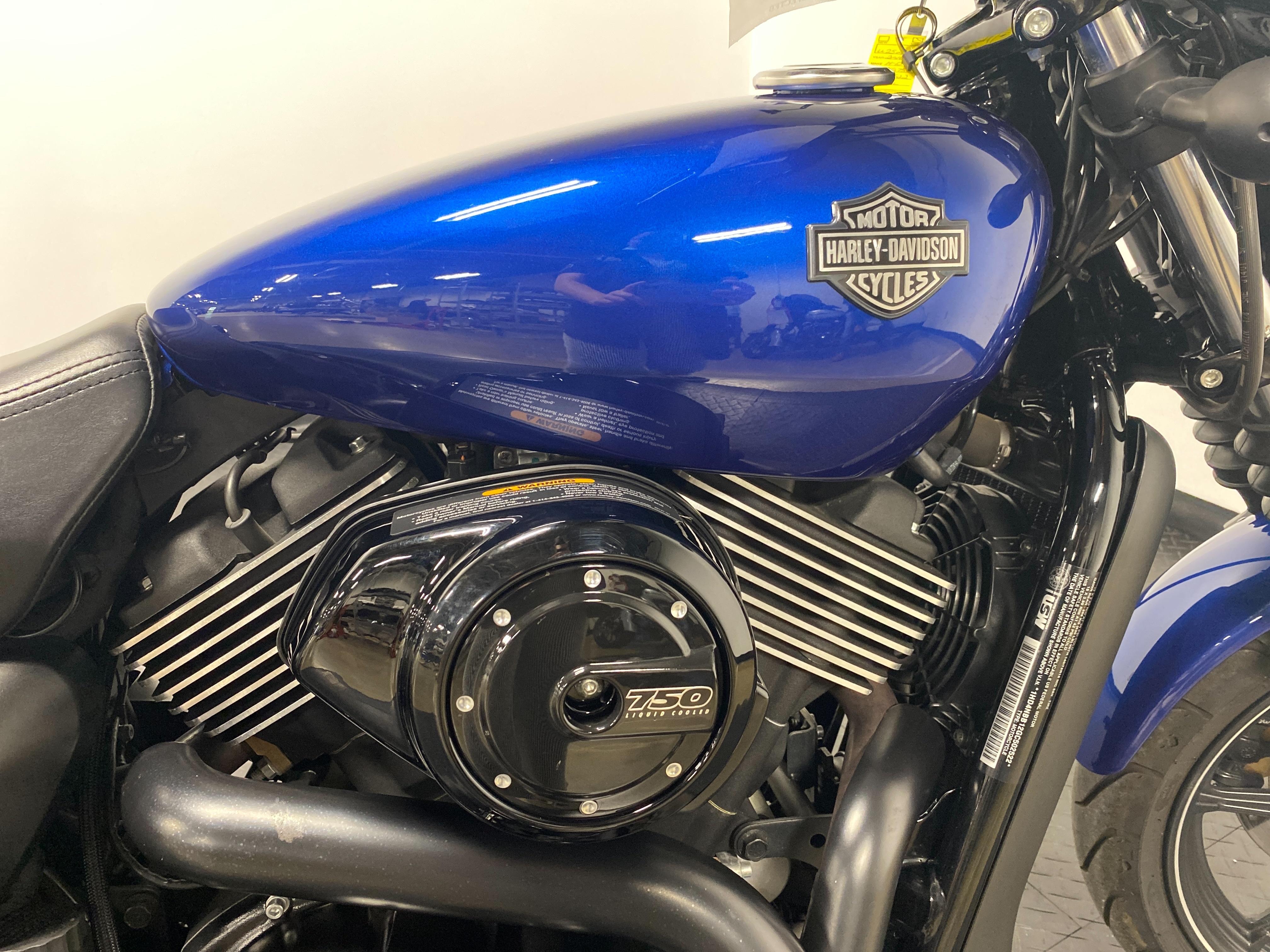 2016 Harley-Davidson Street 750 at Cannonball Harley-Davidson