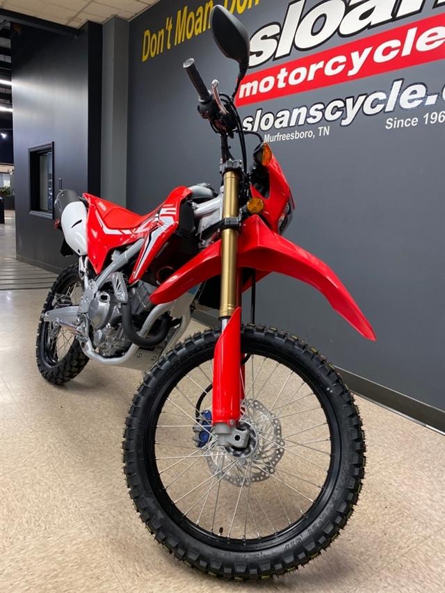 2020 Honda CRF 250L ABS at Sloans Motorcycle ATV, Murfreesboro, TN, 37129