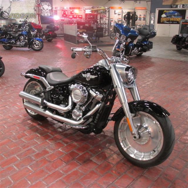2018 Harley-Davidson Softail Fat Boy at Bumpus H-D of Memphis