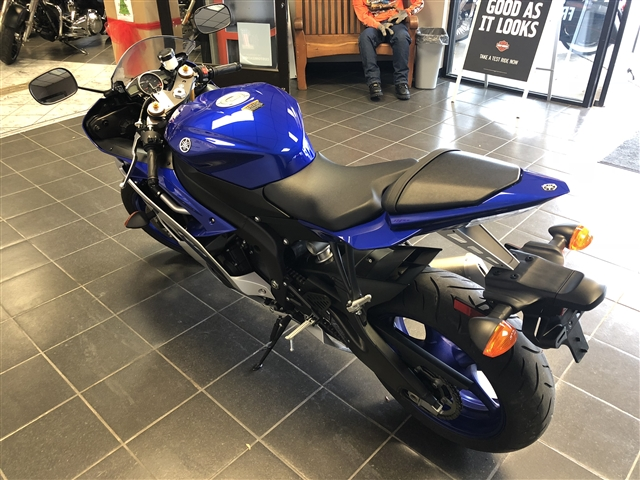 2016 Yamaha YZF R6 at Champion Motorsports, Roswell, NM 88201