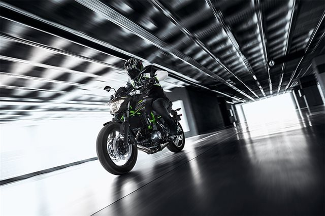 2019 Kawasaki Z650 Base at Wild West Motoplex