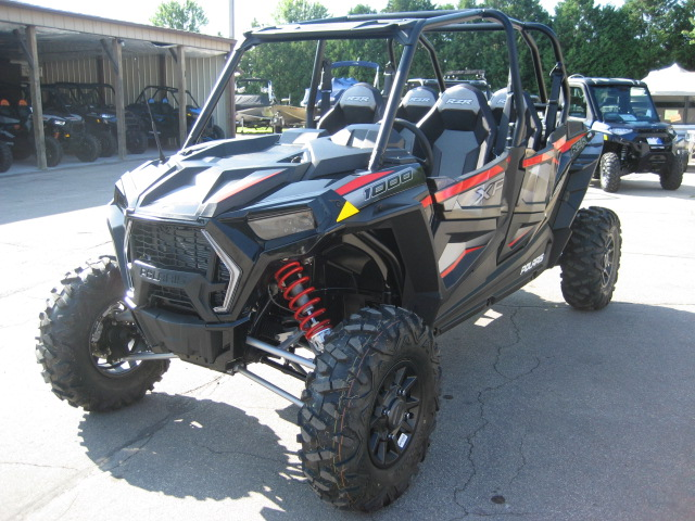 2019 Polaris RZR 4- 1000 XP EPS Black Pearl at Fort Fremont Marine Redesign