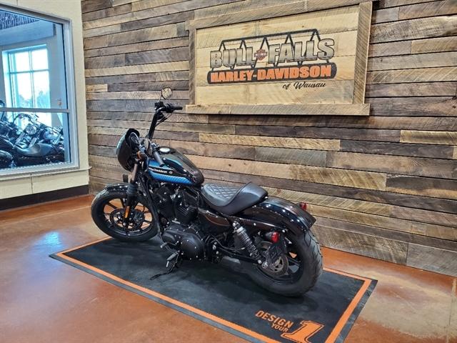 2018 Harley-Davidson Sportster Iron 1200 at Bull Falls Harley-Davidson