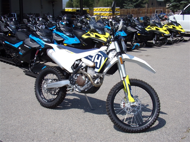 2019 Husqvarna FE 350 at Power World Sports, Granby, CO 80446