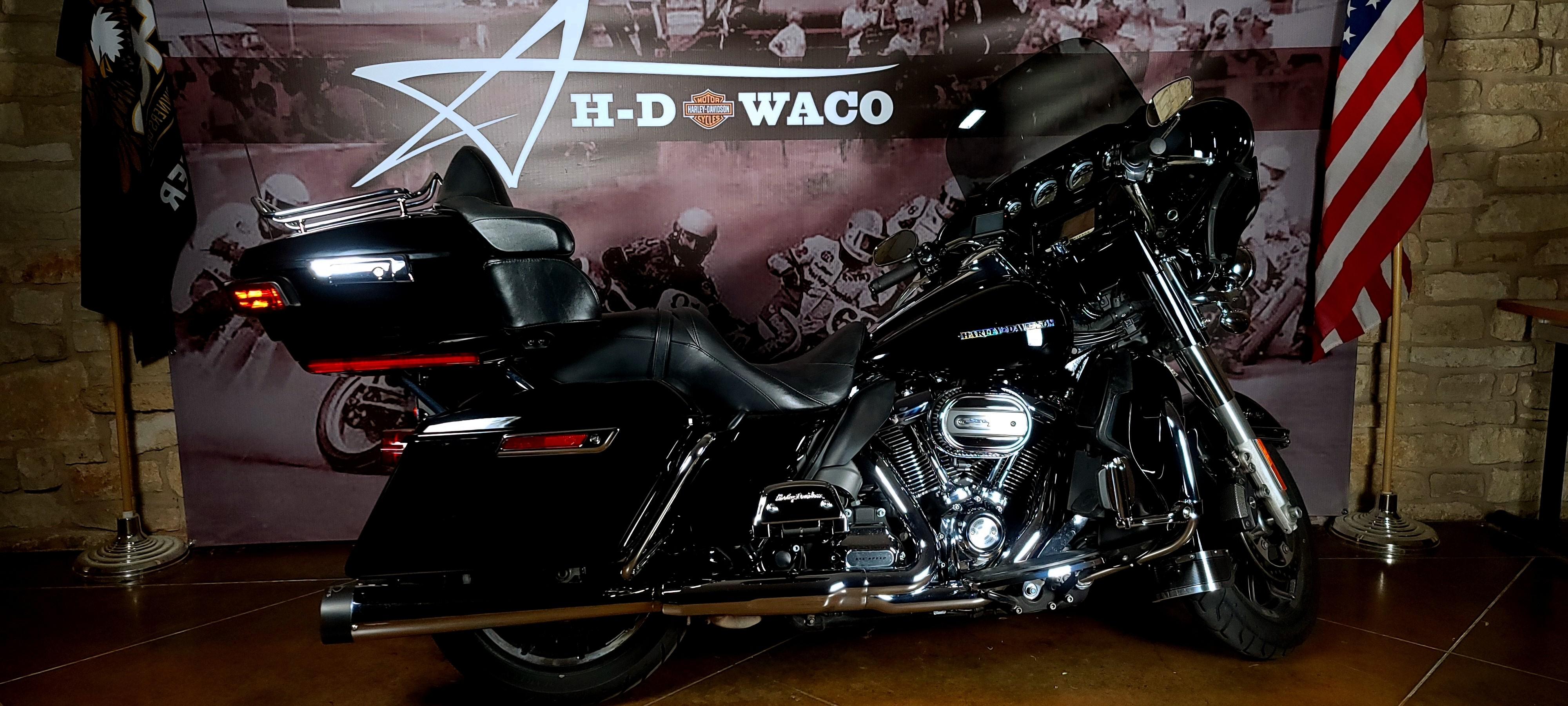 2018 Harley-Davidson Electra Glide Ultra Limited at Harley-Davidson of Waco