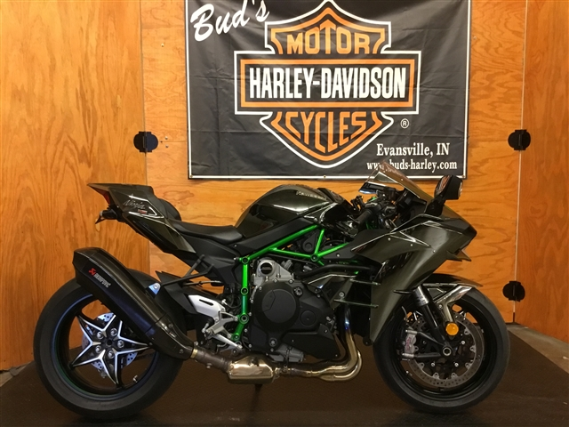 2015 Kawasaki ZX1000 H-2 at Bud's Harley-Davidson