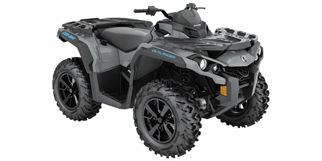 2021 Can-Am Outlander DPS 650 at Extreme Powersports Inc