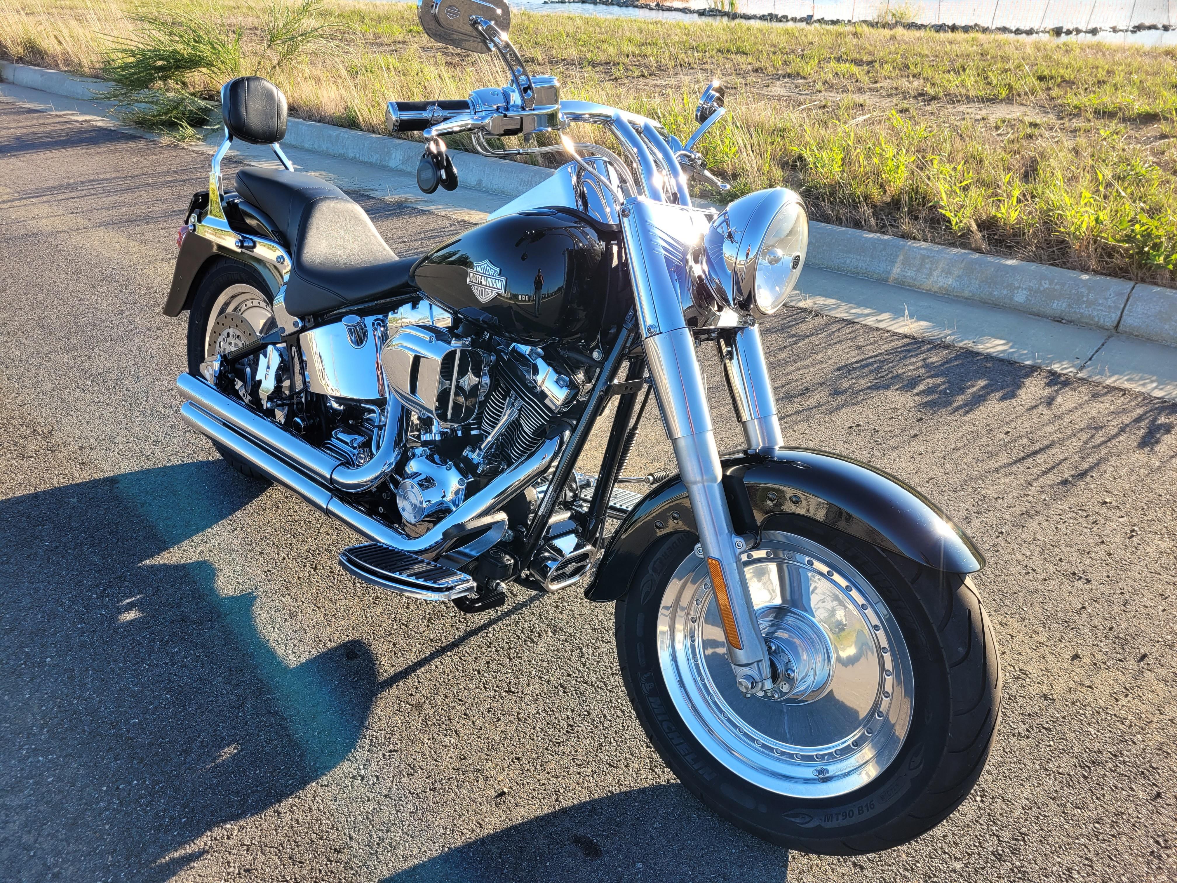 2005 Harley-Davidson Softail Fat Boy at Richmond Harley-Davidson