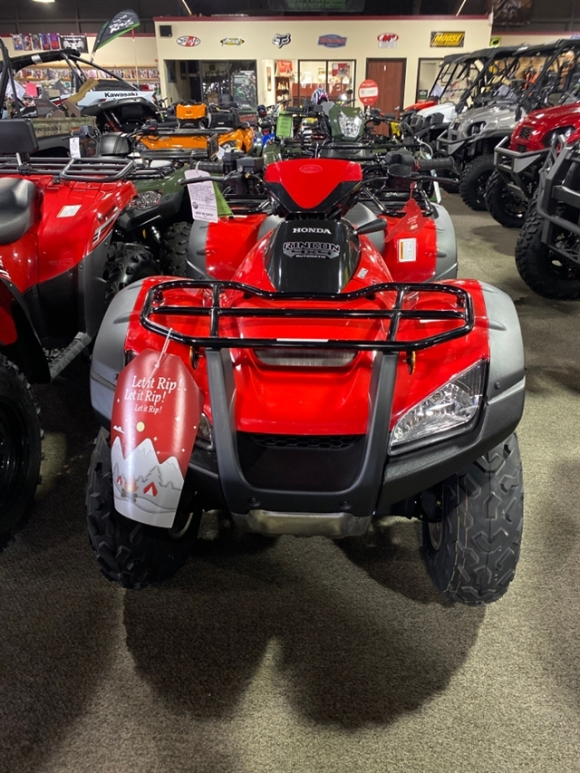 2020 Honda FourTrax Rincon Base at Dale's Fun Center, Victoria, TX 77904