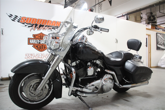 2007 Harley-Davidson Road King Custom at Suburban Motors Harley-Davidson
