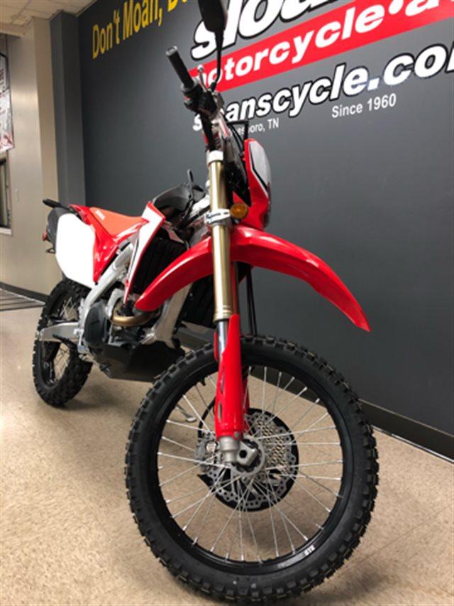 2019 Honda CRF 450L at Sloan's Motorcycle, Murfreesboro, TN, 37129